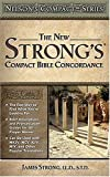 Nelson's Compact Series: Compact Bible Concordance (0785252509) by Strong, James