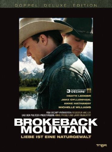 Brokeback Mountain (Deluxe Edition, 2 DVDs) [Deluxe Edition]