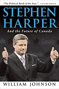 "Cover of ""Stephen Harper and the Future o..."