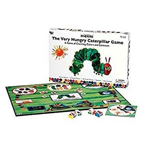 The Very Hungry Caterpillar - Game