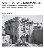 echange, troc Sergio Domian - Architecture soudanaise