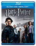 Harry Potter And The Goblet Of Fire (BD+ DVD + Digital Copy Combo) [Blu-ray]