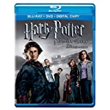 Harry Potter And The Goblet Of Fire (Blu-ray + DVD + Digital Copy) (Bilingual)