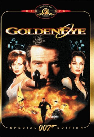 Bond: Goldeneye [DVD] [1995] [Region 1] [US Import] [NTSC]