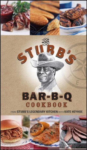 The Stubb's Bar-B-Q Cookbook