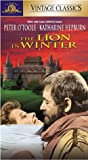 The Lion in Winter [VHS]