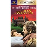 The Lion in Winter [VHS] ~ Peter O'Toole