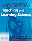 img - for What Principals Need to Know About Teaching and Learning Science (2nd Edition) book / textbook / text book