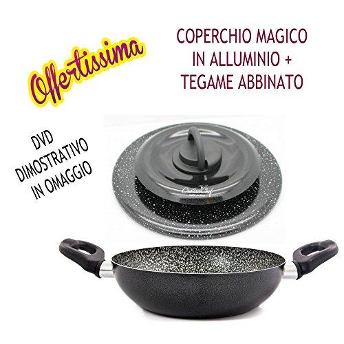 coperchi-magico-alluminio-28-tegame-antiaderente-diam-28