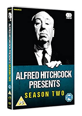 Alfred Hitchcock Presents - Season Two (5 disc box set) [DVD]