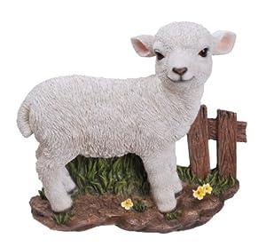 Vivid Arts Standing Lamb Plaque by Vivid Arts Ltd