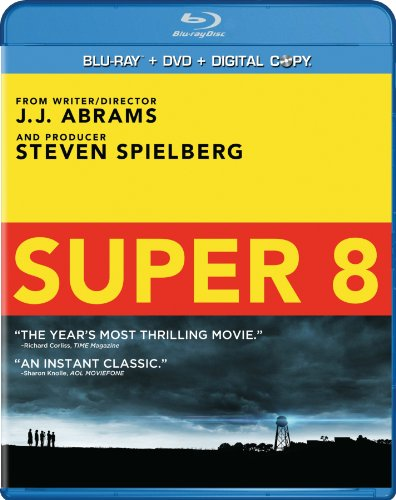 Cover art for  Super 8 (Two-Disc Blu-ray/DVD Combo)