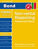 Andrew Baines Bond Second Papers in Non-Verbal Reasoning 8-9 Years (Bond Assessment Papers)