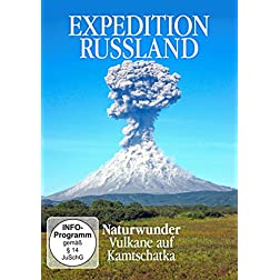 Vulkane auf Kamtschatka - Expedition Russland - Naturwunder von Kamtschatka