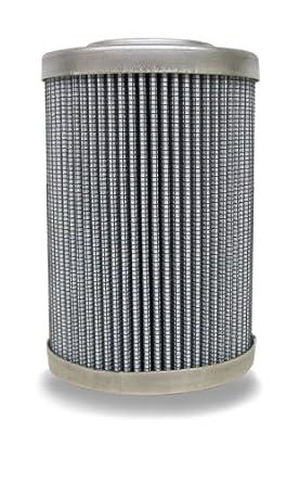 "Schroeder SBF-9600-4Z10B Best Fit Hydraulic Filter Cartridge, Micro-Glass, Removes Rust, Metallic Debris, Fibers, Dirt; 4.59"" Height, 3.1"" OD, 1.71"" ID, 10 Micron"