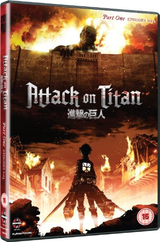 Attack On Titan: Part 1 [DVD]