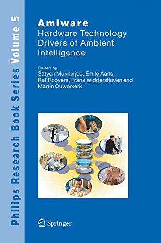 AmIware: Hardware Technology Drivers of Ambient Intelligence (Philips Research Book Series)