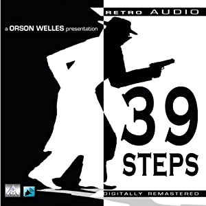 The 39 Steps Radio/TV Program