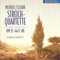 String Quartet No. 4 in E minor, Op. 44. No. 2: I. Allegro assai appassionato
