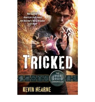 Buchseite und Rezensionen zu '[(Tricked)] [Author: Kevin Hearne] published on (May, 2012)' von Kevin Hearne