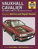 Haynes Vauxhall Cavalier Petrol (Oct 88 - 95) F to N Car Maintenance Service Repair Manuals HAYNES MANUAL MANUALS 1570