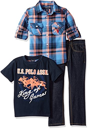 us-polo-assn-boys-little-boys-3-piece-long-sleeve-fancy-sport-shirt-t-shirt-or-creeper-and-denim-jea