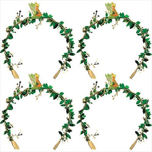 Tinker Bell Headbands / Favors (4ct)