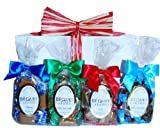 Bequet Caramels Gift Box - 4 bags of 4oz Bequet Caramels