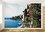 Lake Como Italy Wallpaper Mural