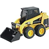 Dazzling Bruder Caterpillar Skid Steer Loader (Cleva Edition)