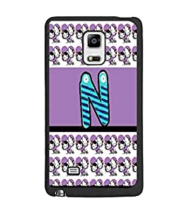 PrintDhaba GRANDbet N D-3394 Back Case Cover for SAMSUNG GALAXY NOTE 4 EDGE (Multi-Coloured)