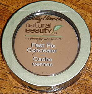 Sally Hansen Natural Beauty Fast Fix Concealer, Inspired By Carmindy, Medium.