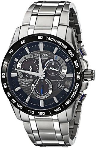Citizen Titanium Men's Chronograph Watch