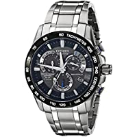 Citizen Eco-Drive AT4010-50E Titanium Perpetual Chrono A-T Men's Watch