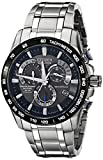 Citizen Eco-Drive Men's AT4010-50E Titanium Perpetual Chrono A-T Watch Rating