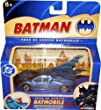 2000 DC Comics BATMOBILE 1:43 Scale Die-Cast Vehicle CORGI 2004 Batman Collectibles 77302
