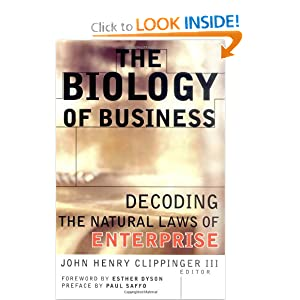 The Biology of Business cover