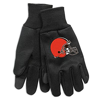 NFL Cleveland Browns Technology Touch Glove