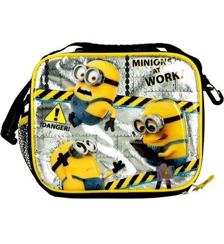 AI Despicable Me 2 Minion Jerry Soft Lunch Kit Bag