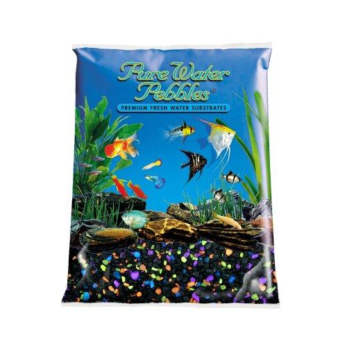 Eau pure galets pour aquarium gravier 5 pound lasernite - Gravier pour aquarium ...