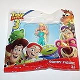 WORKOUT BARBIE Toy Story 3 * 2 Inch * Pocket-Size Buddy Figure - Disney / Pixar