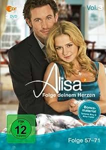 Alisa - Folge deinem Herzen, Vol. 03 [3 DVDs]