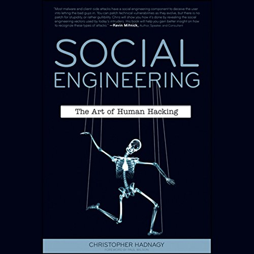 Download Social Engineering: The Art of Human Hacking