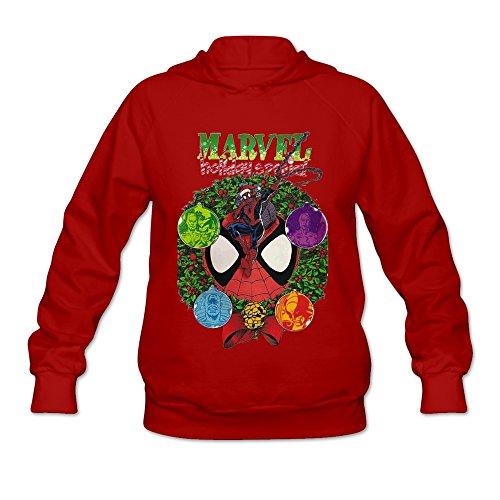 Spider Man Christmas Sweatshirt