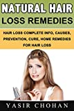 NATURAL HAIR LOSS REMEDIES: HAIR LOSS COMPLETE INFO,HAIR LOSS AGING,HAIR LOSS SUPPLEMENT,HAIR LOSS CAUSES,HAIR LOSS PREVENTION,HAIR LOSS CURE, HAIR LOSS HOME REMEDIES FOR HAIR LOSS TREATMENT