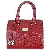 LA ROMA 1179-WIN Handbag (Wine)