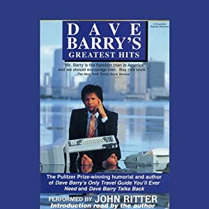 Dave Barry's Greatest Hits Audiobook