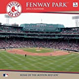 Turner - Perfect Timing 2014 Boston Red Sox Fenway Park Wall Calendar, 12 x 12 Inches (8011498) at Amazon.com
