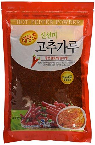 Shin Sun Mi Korean Red Pepper Coarse Powder, 1.0 Pounds (Korea Chili Flakes compare prices)