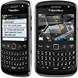 Blackberry Curve 9350 Sprint CDMA Phone with OS 7, 5MP Camera, GPS, Wi-Fi and Bluetooth - Black